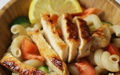 3 Salat Rezepte | Mittagessen zum Mitnehmen