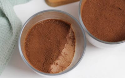 Toblerone Mousse au Chocolat | 3 Zutaten Rezept