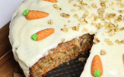 Karottenkuchen Rezept | Bester Kuchen zu Ostern