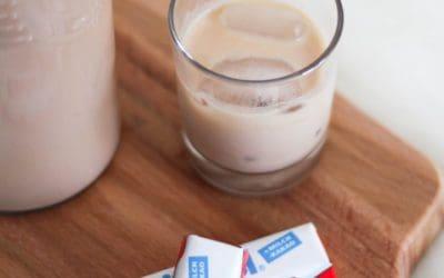 Kinderschokoladen Likör | Rezept ohne Ei | einfach & schnell