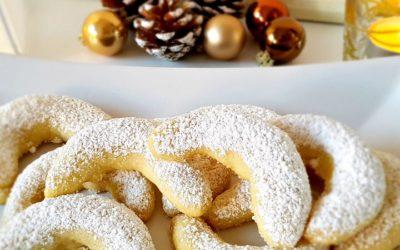 Vanillekipferl Rezept | Weihnachtsplätzchen