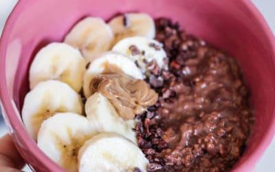 Frühstücksrezepte | 3 Frühstücksideen unter 10 Minuten